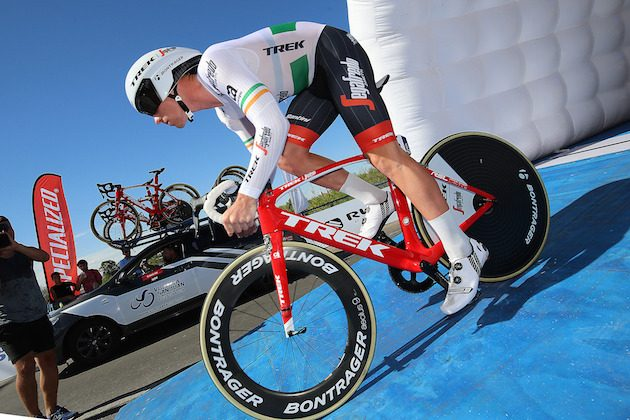 Irish Cycling Champion Shows the Value of Planning and Focus in Breakthrough Win